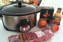 Crock pot recipes / by Holli Griggs Smallwood
