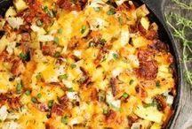 Recipes ● Potatoes / Potato yum!