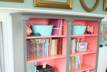 Furniture makeovers / by Mandy LeBlanc