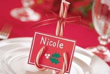 Holidays / by Nicole Poché