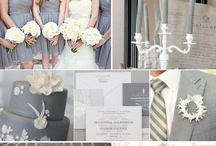 Wedding Themes - Great Greys / A collection of grey wedding theme ideas to inspire and adore / by SB events