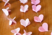 Daring DIY / Do-it-yourself ideas for weddings and occasions