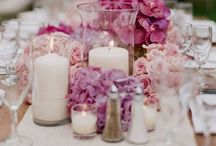 Candle Chic / Centerpieces and ceremony candles to inspire and adore
