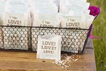 Classic Confetti / Wedding confetti ideas to inspire and adore