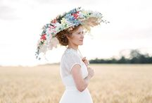 Bridal Accessories / Beautiful wedding and bridal accessories from bags to umbrellas