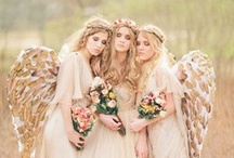 Pretty Little...Angels / A collection of images to inspire and adore