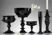 Black Vases!
