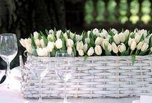 { wedding centerpiece } / by Eti Eagle