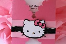 Birthday Party - Hello Kitty / For a sweet 2 year old