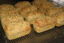 Eat: Bread/Rolls/Quick: Savory / by Angela Sapp