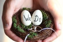 Ceremony - Ring Pillows / A collection of inspiring ring pillow designs