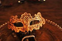 Pretty Little...Mask / A collection of images to inspire and adore