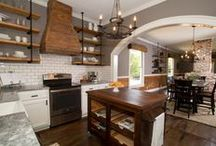 Kitchens / Things I need in my kitchen!