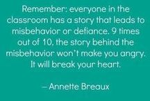 Teach: Behavior