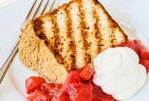 Recipes ● Rhubarb