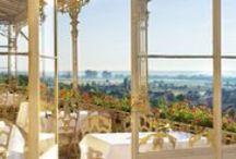 Panorama / les plus belles vues de nos terrasses, nos chambres...