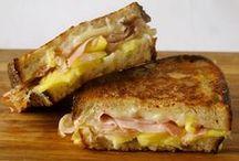 Food - Sandwiches, Wraps, Quesadillas / by Sarah Koch