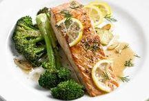 Food - Seafood / by Sarah Koch