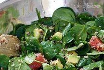 Food - Salads, Veggies / by Sarah Koch