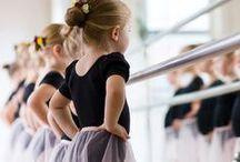 children and   BALLET / thank heaven for little girls / boys and BALLET