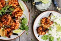 Recipes • Fish & Seafood / I ♥ a good meal from the waters!