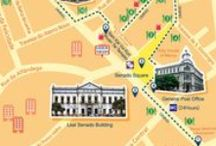 Macao Walking Tours / Step Out, Experience Macao's Communities with these fun walking tour routes!