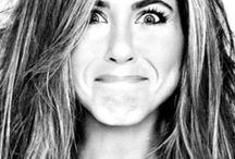 Everyday Makeup / Beauty Icon: Jennifer Aniston. Natural Beauty at its finest.  Makeup Artist in training. / by Chantel Judd