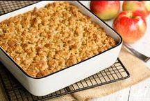 Recipes • Apples / Fall apple love!