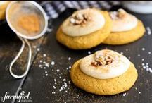 Recipes • Pumpkin / Fall is so yummy, especially with spiced pumpkin flavor!