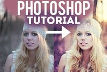 Photoshop Tutorials / For all my editing needs