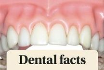 Dental Facts / Interesting facts and stats about dental care and dental health