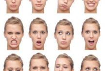 eXpress yOself / Facial expression references