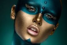 Bodypainting Art Ideas / Bodypainting / Bodyart / Airbrush and great photography - Collection of ideas... kust a scrapbook of creative ideas about bodyart for Rod Meier, Photographer, Ulm #bodypainting #bodyart #photography #art #fineart