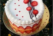 7@♥Desserts à la fraise!!@