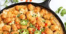 Recipes ● Casseroles & Hotdishes / The best comfort food!