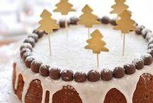 83@♥Christmas cake!!@