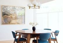 Dining Room / My favorite dining rooms and eating spaces on Pinterest