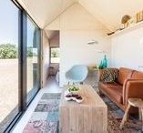 Small Spaces / A collection of small spaces, nooks, lofts, trailers, and other compact spaces for your interior design inspiration.