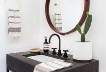 Bathroom / Gorgeous bathrooms, bathtubs, showers, vanities,