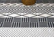Floors / Beautiful floors: wood floors, parquet floors, tile floors, concrete floors