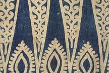 Textiles / Patterns, fabric and textiles from around the world.