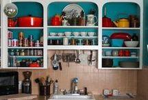 kitchens / by Christina Atkins