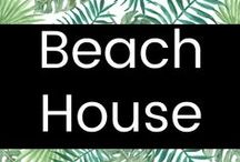 Beach House / A little place by the water. :-)