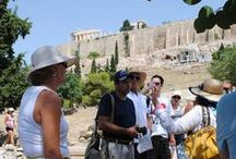 Acropolis & Athens City Tour / One of the best way to see Athens is on foot! Our professional guides at Athens Walking Tours will make your trip to Athens one to remember!