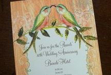 For All Kinds of Paper / Custom Invitations, Personalized Stationery, Wedding Programs...