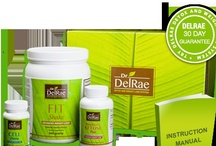 Dr. DelRae Detox & Weight Loss Products / by DelRae Messer