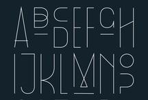 Fonts/Typefaces