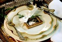 Bring it to the Table / Dishes, China, flatware, glassware, and tablescapes GALORE! / by Brandi Griffin