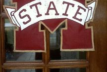 MSU/SEC / Mississippi State University  / by Janee Fisher