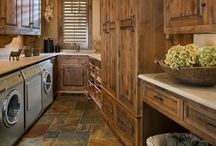 Laundry Room / by Janee Fisher